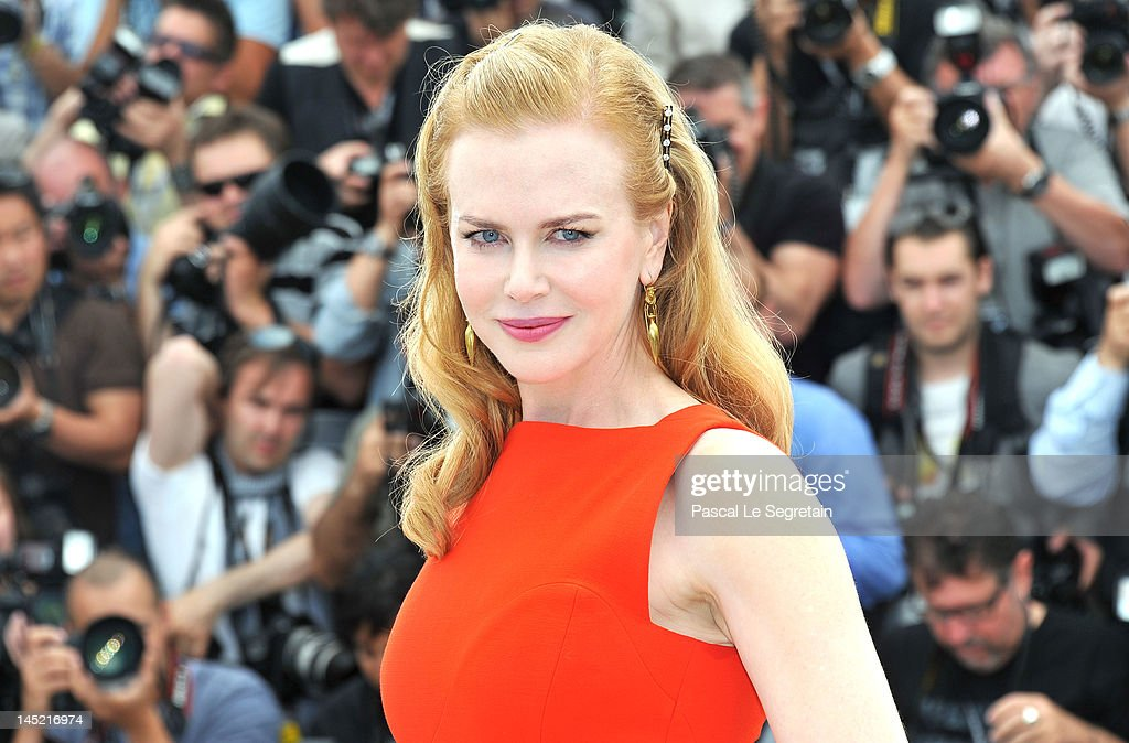 Actress Nicole Kidman attends the 'The Paperboy' photocall during the 65th Annual Cannes Film Festival at Palais des Festivals on May 24, 2012 in Cannes, France.