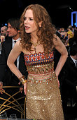 Actress Nicole Kidman attends the TNT/TBS broadcast of the 16th Annual Screen Actors Guild Awards at the Shrine Auditorium on January 23 2010 in Los...