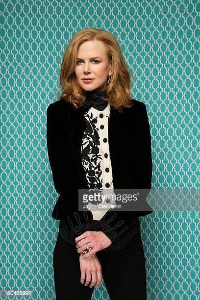 Actress Nicole Kidman is photographed at the Sundance Film Festival for Los Angeles Times on January 21 2013 in Park City Utah PUBLISHED IMAGE CREDIT...