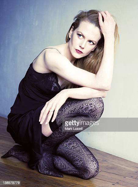 Actress Nicole Kidman is photographed for Harpers Bazaar Australia on March 1 1998 in Los Angeles California