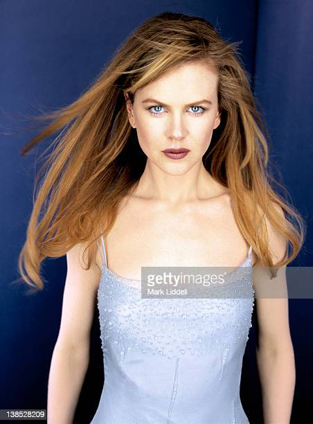 Actress Nicole Kidman is photographed for Newsweek on December 1 1998 in Los Angeles California