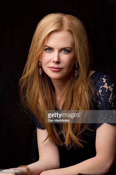Actress Nicole Kidman is photographed for USA Today on January 13 2012 in Pasadena California PUBLISHED IMAGE