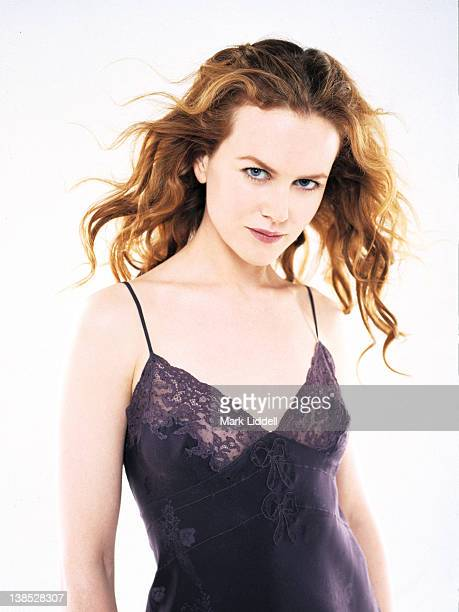 Actress Nicole Kidman photographed for In Style Magazine on July 1 1998 in Los Angeles California