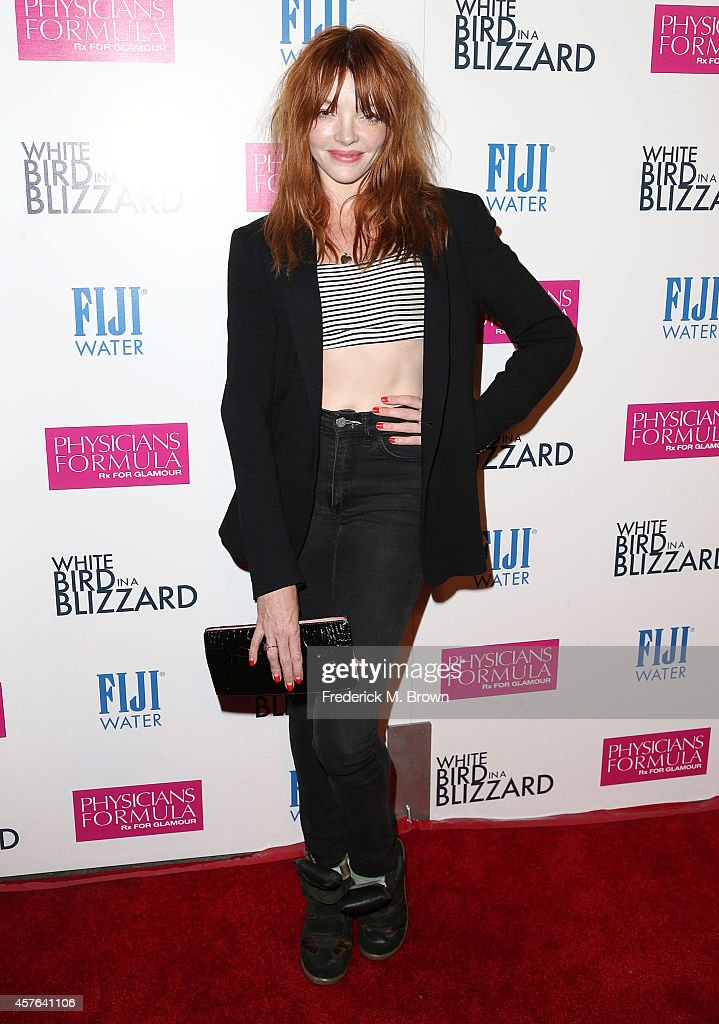 "Premiere Of Magnolia Pictures' ""White Bird In A Blizzard"" - Arrivals"