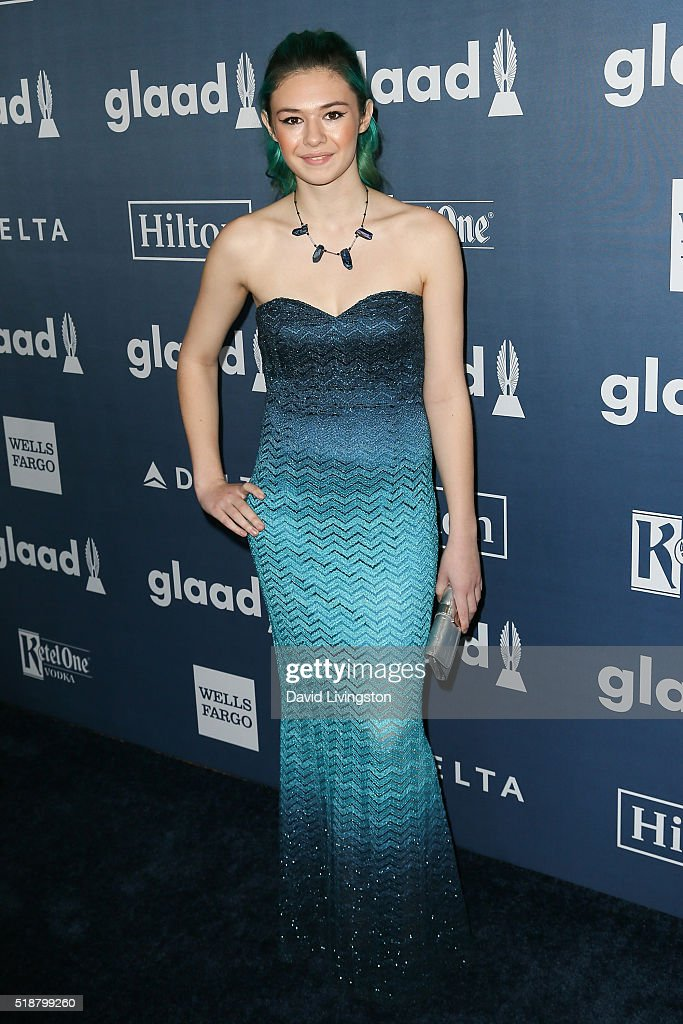 27th Annual GLAAD Medi...