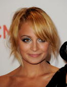Actress Nicole Richie arrives at the opening Gala and 'Unmasking' for the Resnick Pavilion at LACMA on September 25 2010 in Los Angeles California
