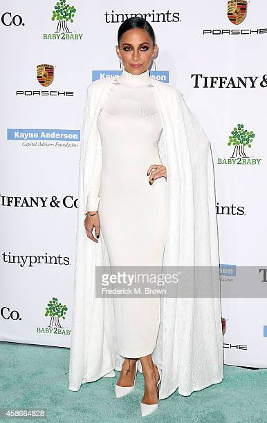 Actress Nicole Richie attends The 2014 Baby2Baby Gala Presented by Tiffany Co at The Book Bindery on November 8 2014 in Culver City California