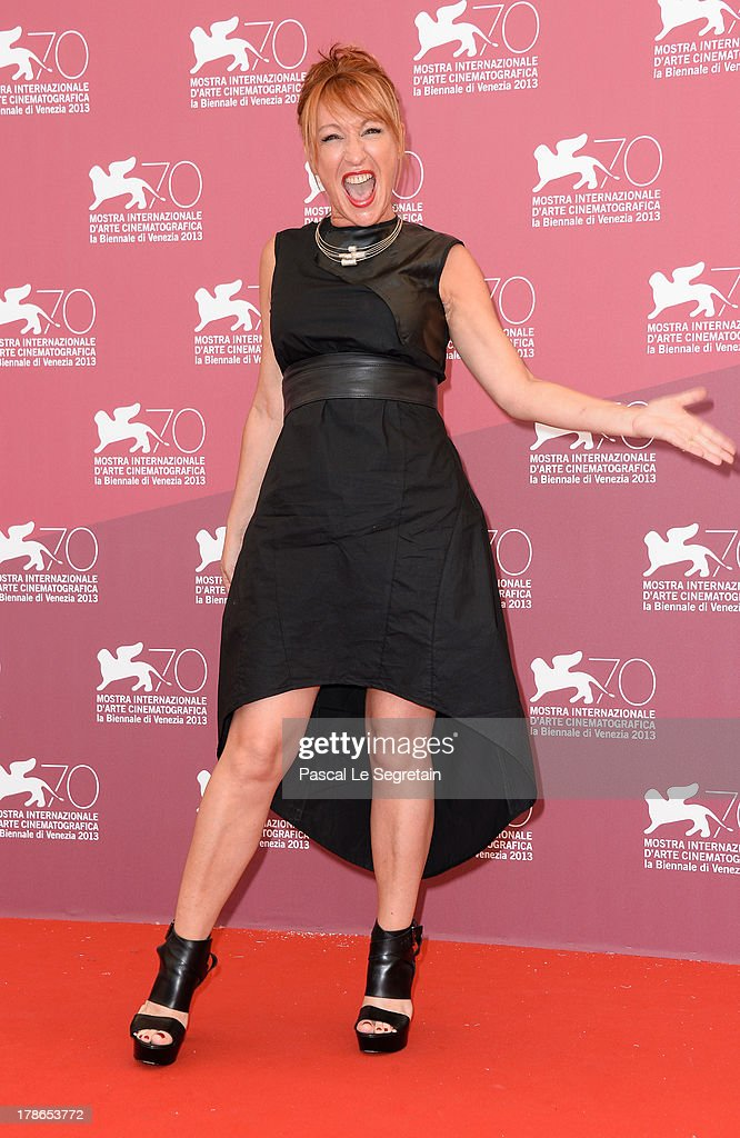 Actress Nicoletta Maragno attends the 'Piccola Patria' Photocall during The 70th Venice International Film Festival at Palazzo Del Casino on August 30, 2013 in Venice, Italy.