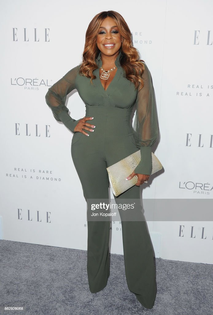 Actress Niecy Nash arrives at ELLE's 24th Annual Women in Hollywood Celebration at Four Seasons Hotel Los Angeles at Beverly Hills on October 16, 2017 in Los Angeles, California.