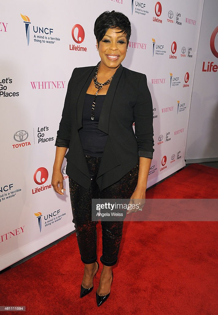 Actress Niecy Nash arrives at the premiere of Lifetime's 'Whitney' at The Paley Center for Media on January 6, 2015 in Beverly Hills, California.