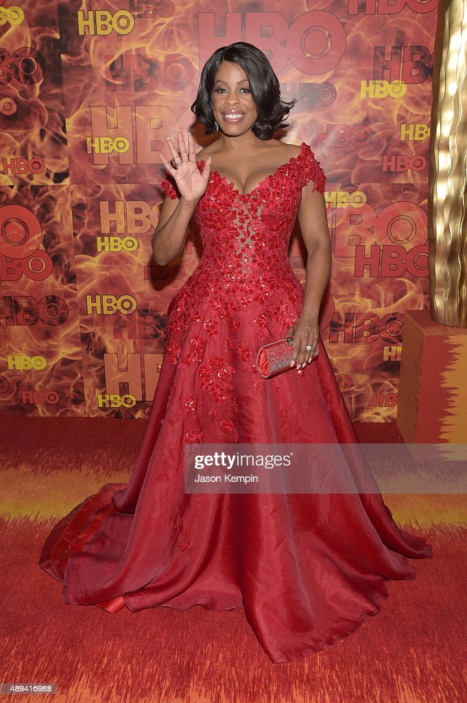 Actress Niecy Nash attends HBO's Official 2015 Emmy After Party at The Plaza at the Pacific Design Center on September 20, 2015 in Los Angeles, California.