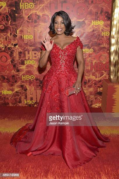 Actress Niecy Nash attends HBO's Official 2015 Emmy After Party at The Plaza at the Pacific Design Center on September 20 2015 in Los Angeles...