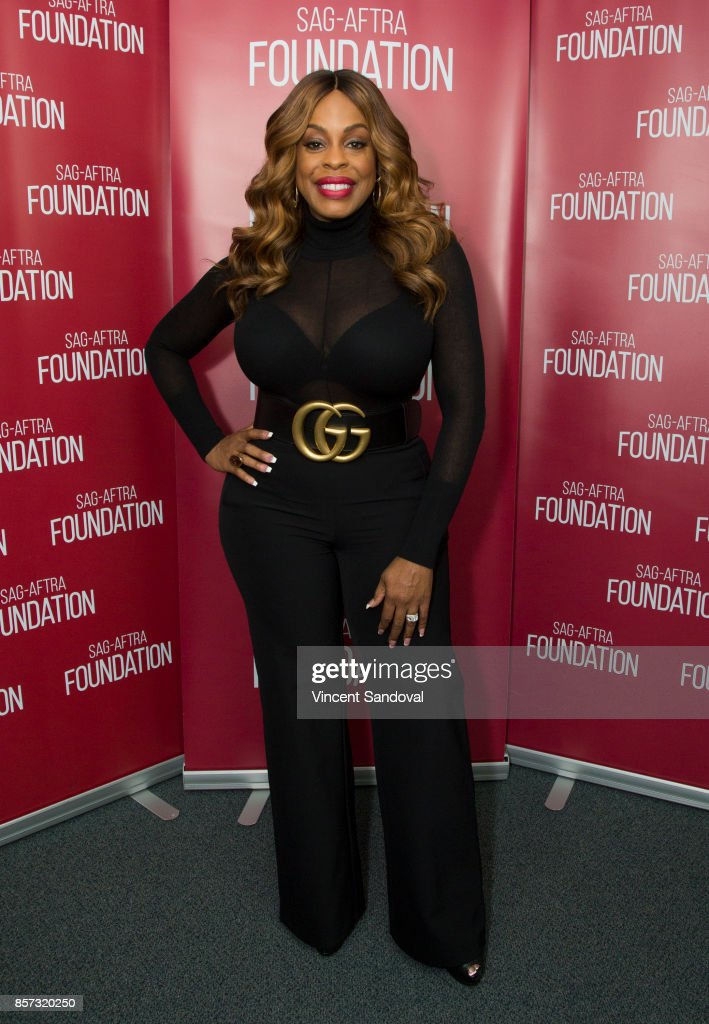 Actress Niecy Nash attends SAG-AFTRA Foundation Conversations with 'Claws' at SAG-AFTRA Foundation Screening Room on October 3, 2017 in Los Angeles, California.