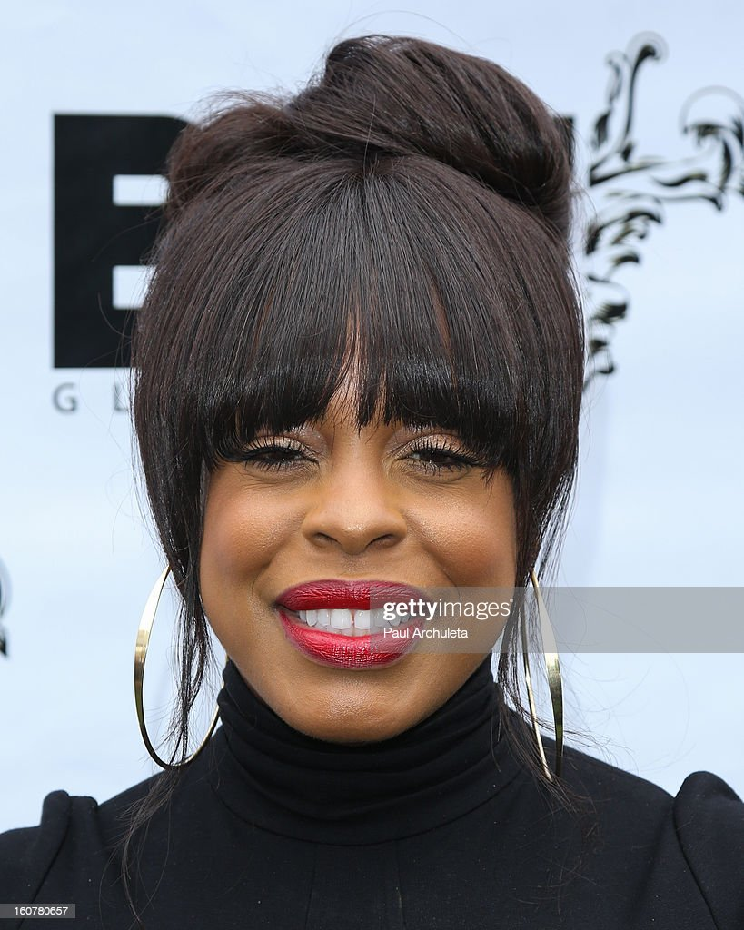 Actress Niecy Nash attends the 1st Annual Grammy Producers Brunch at Xen Lounge on February 5, 2013 in Los Angeles, California.