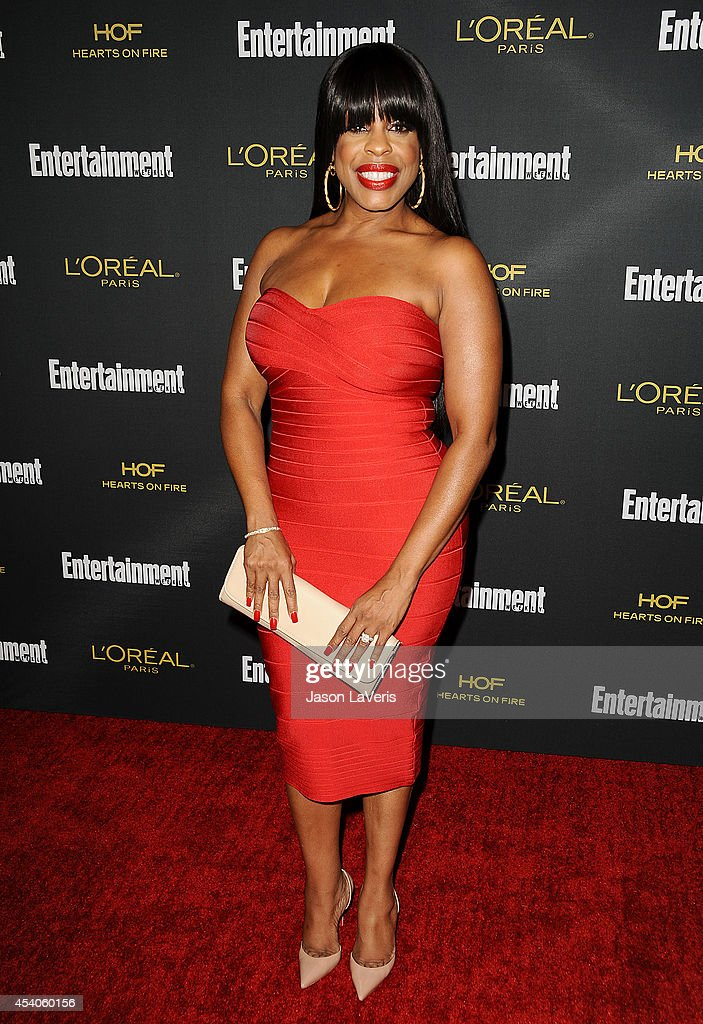 Actress <a gi-track='captionPersonalityLinkClicked' href=/galleries/search?phrase=Niecy+Nash&family=editorial&specificpeople=228464 ng-click='$event.stopPropagation()'>Niecy Nash</a> attends the 2014 Entertainment Weekly pre-Emmy party at Fig & Olive Melrose Place on August 23, 2014 in West Hollywood, California.