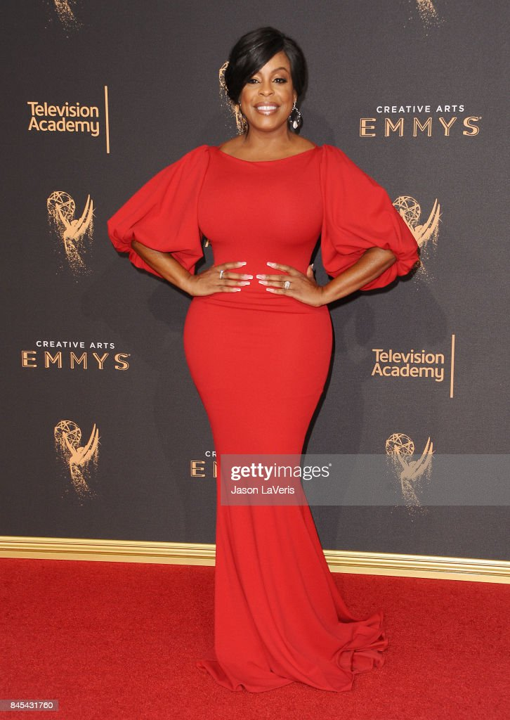 Actress Niecy Nash attends the 2017 Creative Arts Emmy Awards at Microsoft Theater on September 10, 2017 in Los Angeles, California.