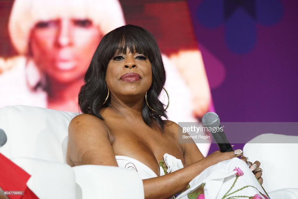 Actress Niecy Nash attends the Essence Empowerment Experience during the 2017 Essence Festival - Day 1 on June 30, 2017 in New Orleans, Louisiana.