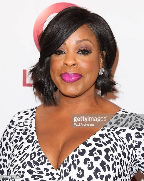 Actress Niecy Nash attends the screening of 'Love By The 10th Date' at The London West Hollywood at Beverly Hills on January 23 2017 in West...