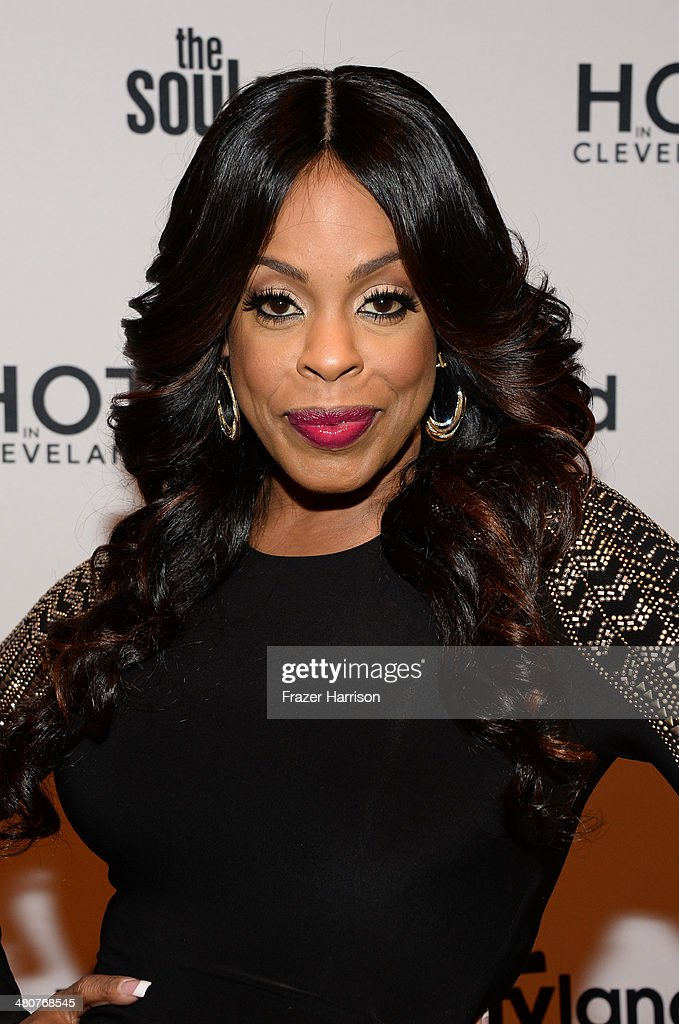 Actress Niecy Nash attends the TV Land Goes LIVE! after party at the CBS Studio Center on March 26, 2014 in Studio City, California.