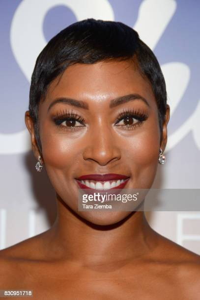 Actress Niki McElroy attends the Primetime Short Films series during the 2017 HollyShorts Film Festival at TCL Chinese 6 Theatres on August 12 2017...
