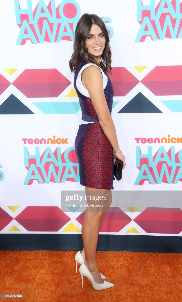 Actress Niki Reed attends the 2013 HALO Awards at the Hollywood Palladium on November 17, 2013 in Hollywood, California.