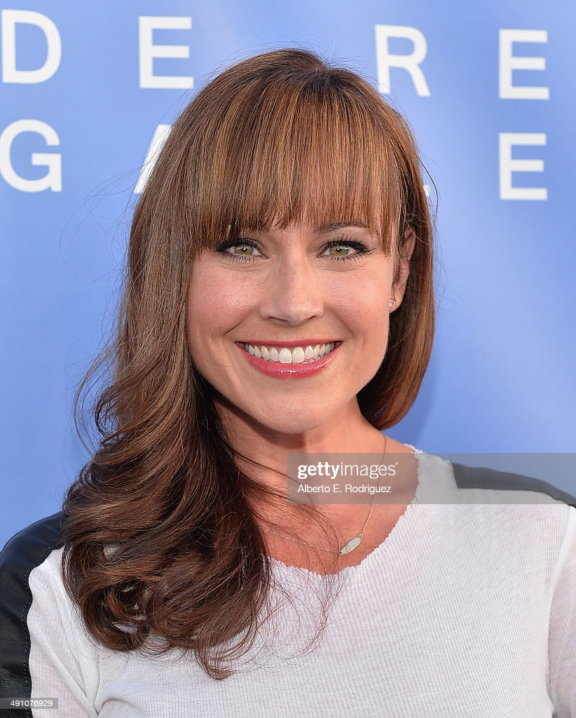 Actress <a gi-track='captionPersonalityLinkClicked' href=/galleries/search?phrase=Nikki+DeLoach&family=editorial&specificpeople=762634 ng-click='$event.stopPropagation()'>Nikki DeLoach</a> attends the opening of The De Re Gallery on May 15, 2014 in Los Angeles, California.