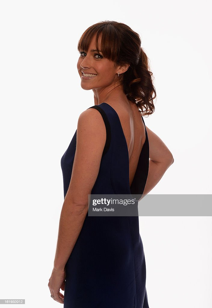 Actress Nikki DeLoach poses for a portrait in the TV Guide Portrait Studio at the 3rd Annual Streamy Awards at Hollywood Palladium on February 17, 2013 in Hollywood, California.