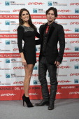 Actress Nikki Reed and actor Jackson Rathbone attend the 'The Twilight Saga Breaking Dawn Part 1' Photocall during the 6th International Rome Film...