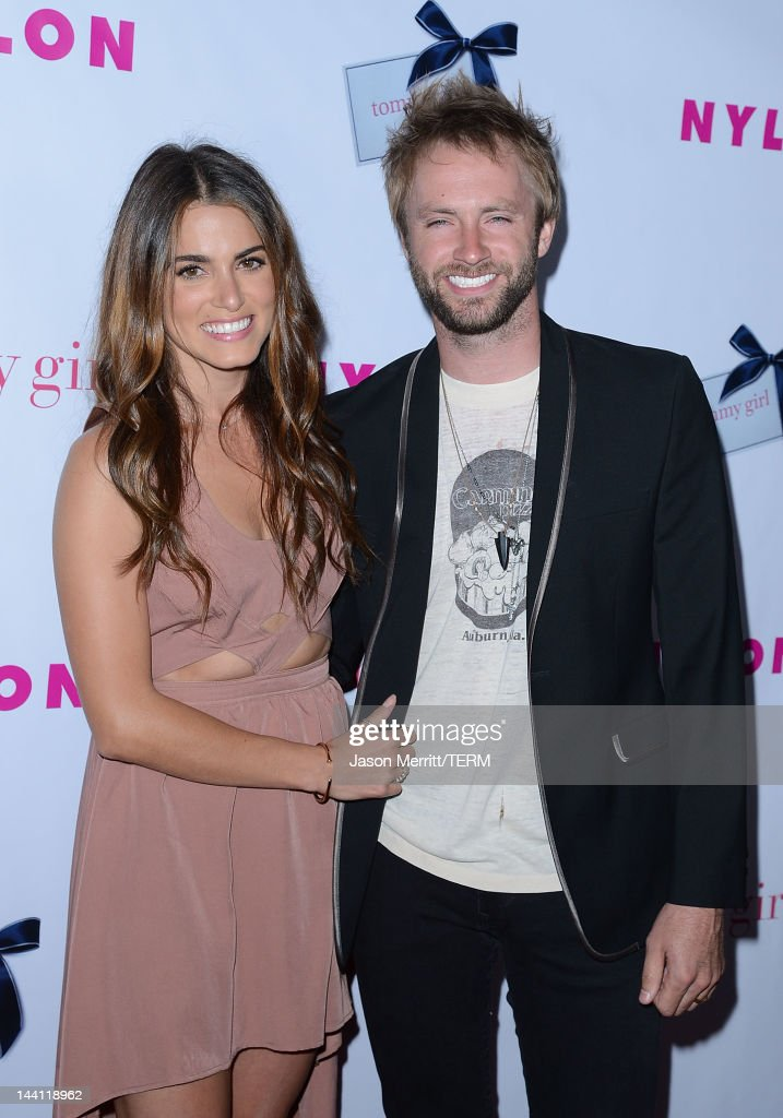 Actress <a gi-track='captionPersonalityLinkClicked' href=/galleries/search?phrase=Nikki+Reed&family=editorial&specificpeople=220844 ng-click='$event.stopPropagation()'>Nikki Reed</a> and musician Paul McDonald arrive at the NYLON Magazine Annual May Young Hollywood Issue party held at the Hollywood Roosevelt Hotel on May 9, 2012 in Hollywood, California.