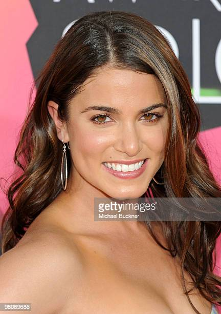 Actress Nikki Reed arrives at Nickelodeon's 23rd Annual Kids' Choice Awards held at UCLA's Pauley Pavilion on March 27 2010 in Los Angeles California