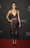 Actress Nikki Reed arrives at Rihanna's First Annual Diamond Ball at The Vineyard on December 11 2014 in Beverly Hills California