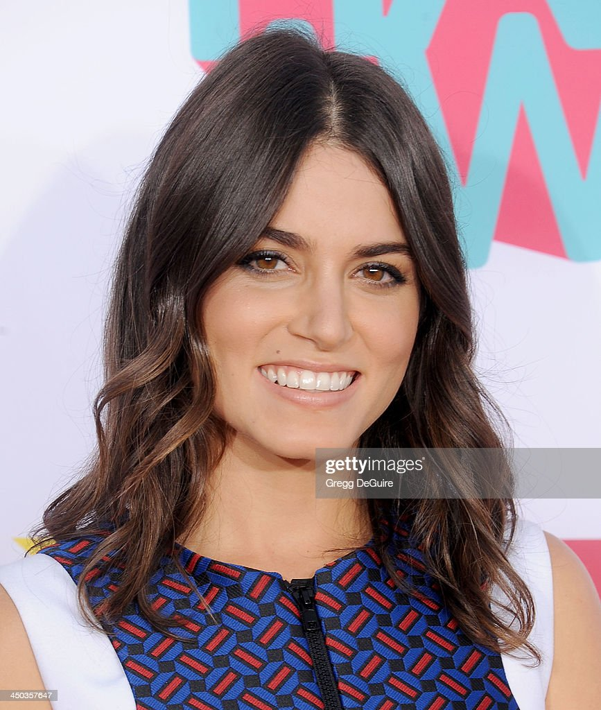 Actress <a gi-track='captionPersonalityLinkClicked' href=/galleries/search?phrase=Nikki+Reed&family=editorial&specificpeople=220844 ng-click='$event.stopPropagation()'>Nikki Reed</a> arrives at the 2013 TeenNick HALO Awards at the Hollywood Palladium on November 17, 2013 in Hollywood, California.