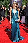 Actress Nikki Reed arrives at the 2014 Creative Arts Emmy Awards at Nokia Theatre LA Live on August 16 2014 in Los Angeles California