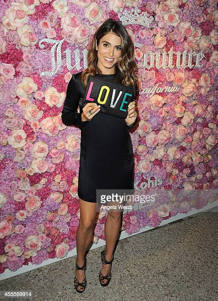 Actress Nikki Reed attends Kohl's celebration of the Juicy Couture launch Now Available at Stores Nationwide and Kohlscom held at a private residence...