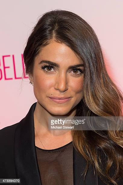 Actress Nikki Reed attends Maybelline New York's 100 Year Anniversary at IAC Building on May 14 2015 in New York City