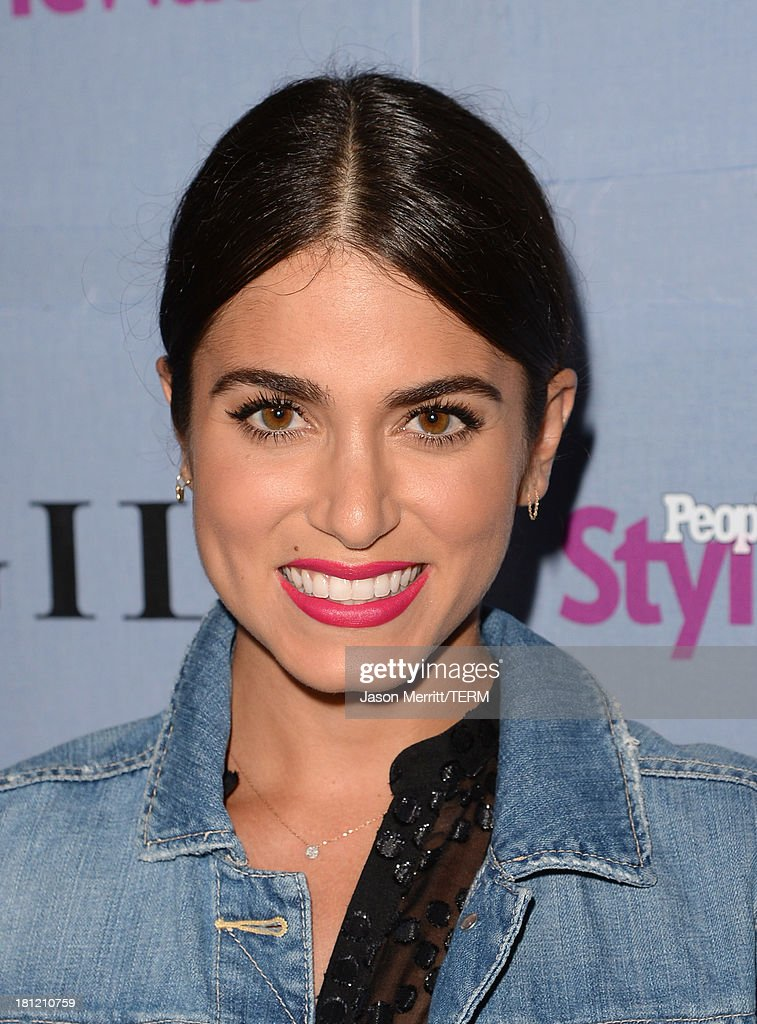 Actress Nikki Reed attends People StyleWatch Denim Awards presented by GILT at Palihouse on September 19, 2013 in West Hollywood, California.