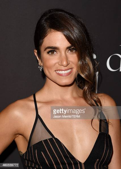 Actress Nikki Reed attends Rihanna's First Annual Diamond Ball at The Vineyard on December 11 2014 in Beverly Hills California