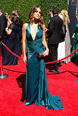 Actress Nikki Reed attends the 2014 Creative Arts Emmy Awards at Nokia Theatre LA Live on August 16 2014 in Los Angeles California