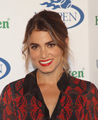Actress Nikki Reed attends the 2014 Heineken US Open Kick Off Party at PHD Rooftop Lounge at Dream Downtown on August 21 2014 in New York City