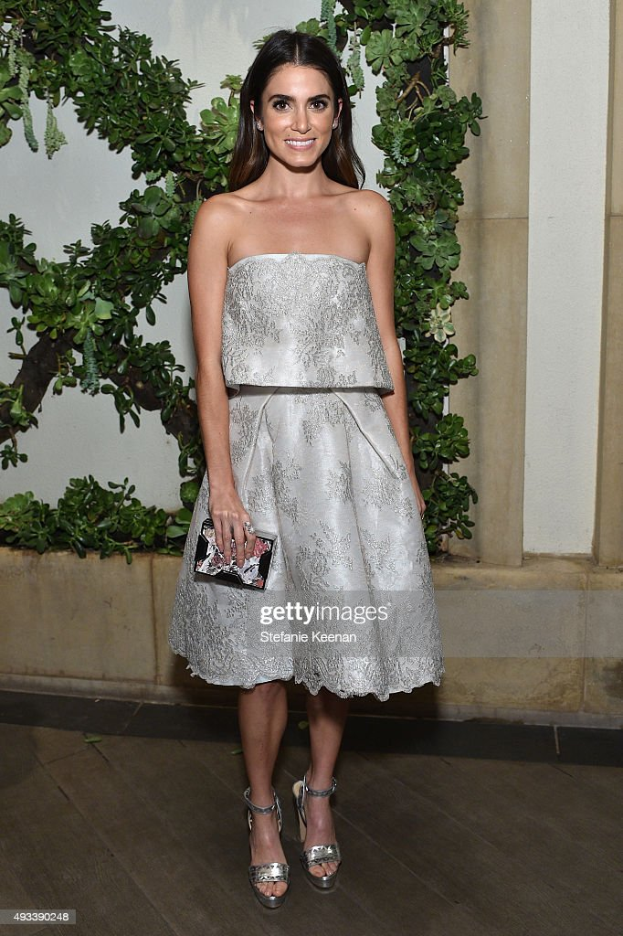 Actress Nikki Reed attends the 22nd Annual ELLE Women in Hollywood Awards presented by Calvin Klein Collection L'Oréal Paris and David Yurman at the...