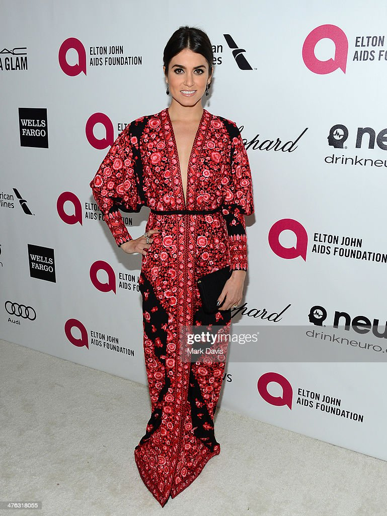 Actress <a gi-track='captionPersonalityLinkClicked' href=/galleries/search?phrase=Nikki+Reed&family=editorial&specificpeople=220844 ng-click='$event.stopPropagation()'>Nikki Reed</a> attends the 22nd Annual Elton John AIDS Foundation's Oscar Viewing Party on March 2, 2014 in Los Angeles, California.