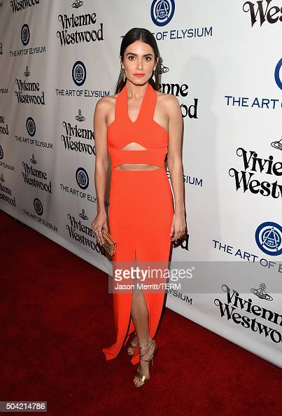 Actress Nikki Reed attends The Art of Elysium 2016 HEAVEN Gala presented by Vivienne Westwood Andreas Kronthaler at 3LABS on January 9 2016 in Culver...