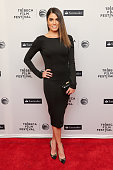 Actress Nikki Reed attends the 'In Your Eyes' Premiere during the 2014 Tribeca Film Festival at the SVA Theater on April 20 2014 in New York City
