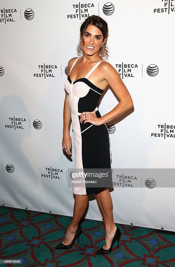 Actress <a gi-track='captionPersonalityLinkClicked' href=/galleries/search?phrase=Nikki+Reed&family=editorial&specificpeople=220844 ng-click='$event.stopPropagation()'>Nikki Reed</a> attends the 'Intramural' Premiere during the 2014 Tribeca Film Festival at AMC Loews Village 7 on April 21, 2014 in New York City.
