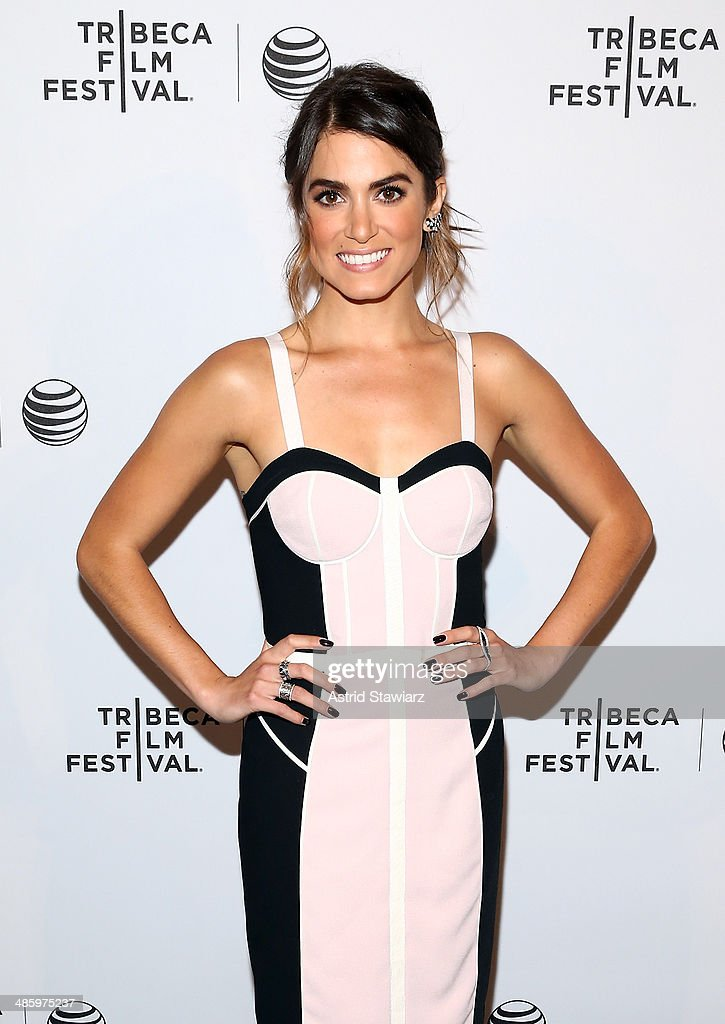 Actress Nikki Reed attends the 'Intramural' Premiere during the 2014 Tribeca Film Festival at AMC Loews Village 7 on April 21, 2014 in New York City.