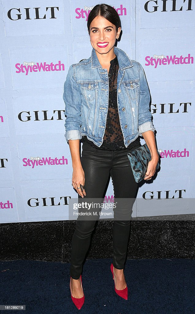Actress <a gi-track='captionPersonalityLinkClicked' href=/galleries/search?phrase=Nikki+Reed&family=editorial&specificpeople=220844 ng-click='$event.stopPropagation()'>Nikki Reed</a> attends the People StyleWatch Denim Awards by GILT at the Palihouse on September 19, 2013 in West Hollywood, California.
