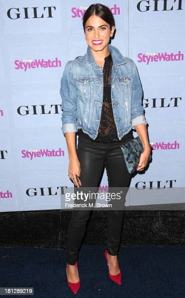 Actress Nikki Reed attends the People StyleWatch Denim Awards by GILT at the Palihouse on September 19 2013 in West Hollywood California