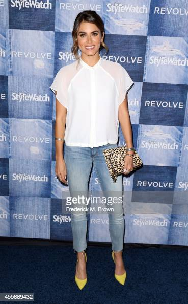 Actress Nikki Reed attends the People StyleWatch Denim Event at The Line on September 18 2014 in Los Angeles California