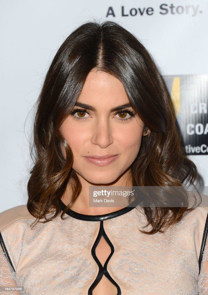 Actress <a gi-track='captionPersonalityLinkClicked' href=/galleries/search?phrase=Nikki+Reed&family=editorial&specificpeople=220844 ng-click='$event.stopPropagation()'>Nikki Reed</a> attends the premiere of 'Bridegroom' held at the AMPAS Samuel Goldwyn Theater on October 15, 2013 in Beverly Hills, California.