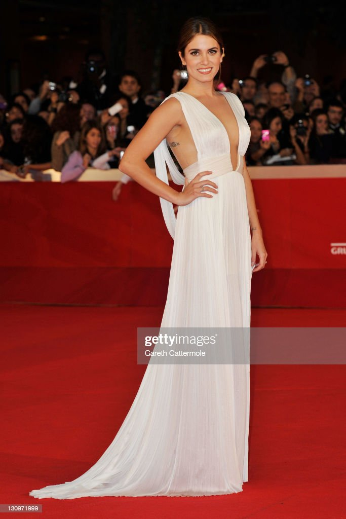 Actress Nikki Reed attends the 'The Twilight Saga: Breaking Dawn - Part 1' Premiere during the 6th International Rome Film Festival on October 30, 2011 in Rome, Italy.